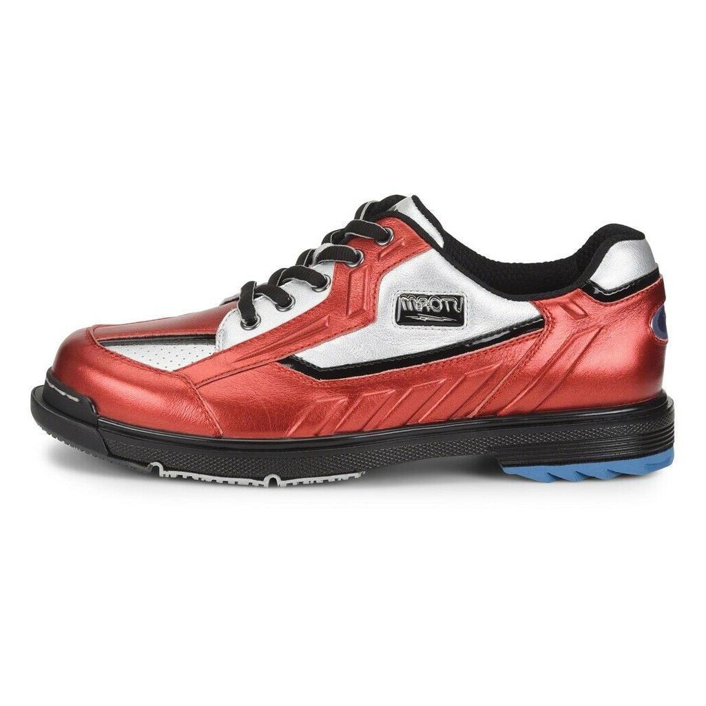 sp3 metallic red silver interchangeable mens bowling